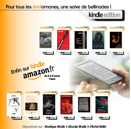 Catalogue Kindle